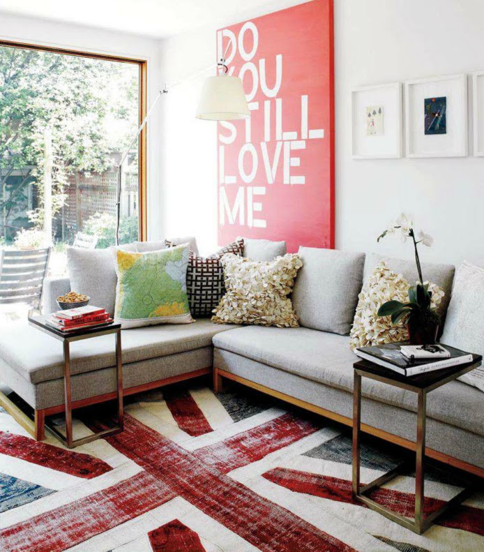 Living Room Decorating And Designs By Tina Barclay: Not A House, But A Home: Style At Home