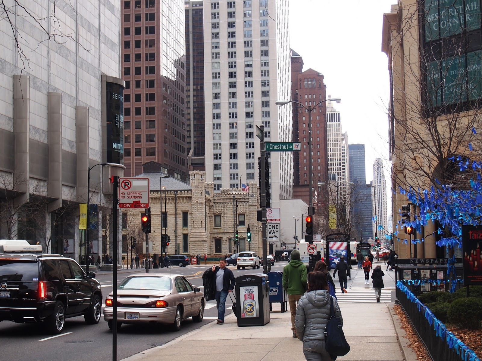 North Michigan Shops is a visually stunning shopping destination residing on the north end of Chicago's Magnificent Mile. Learn More > PARKING Our parking garage is located on: N Rush St, Chicago, IL Send directions to my phone.