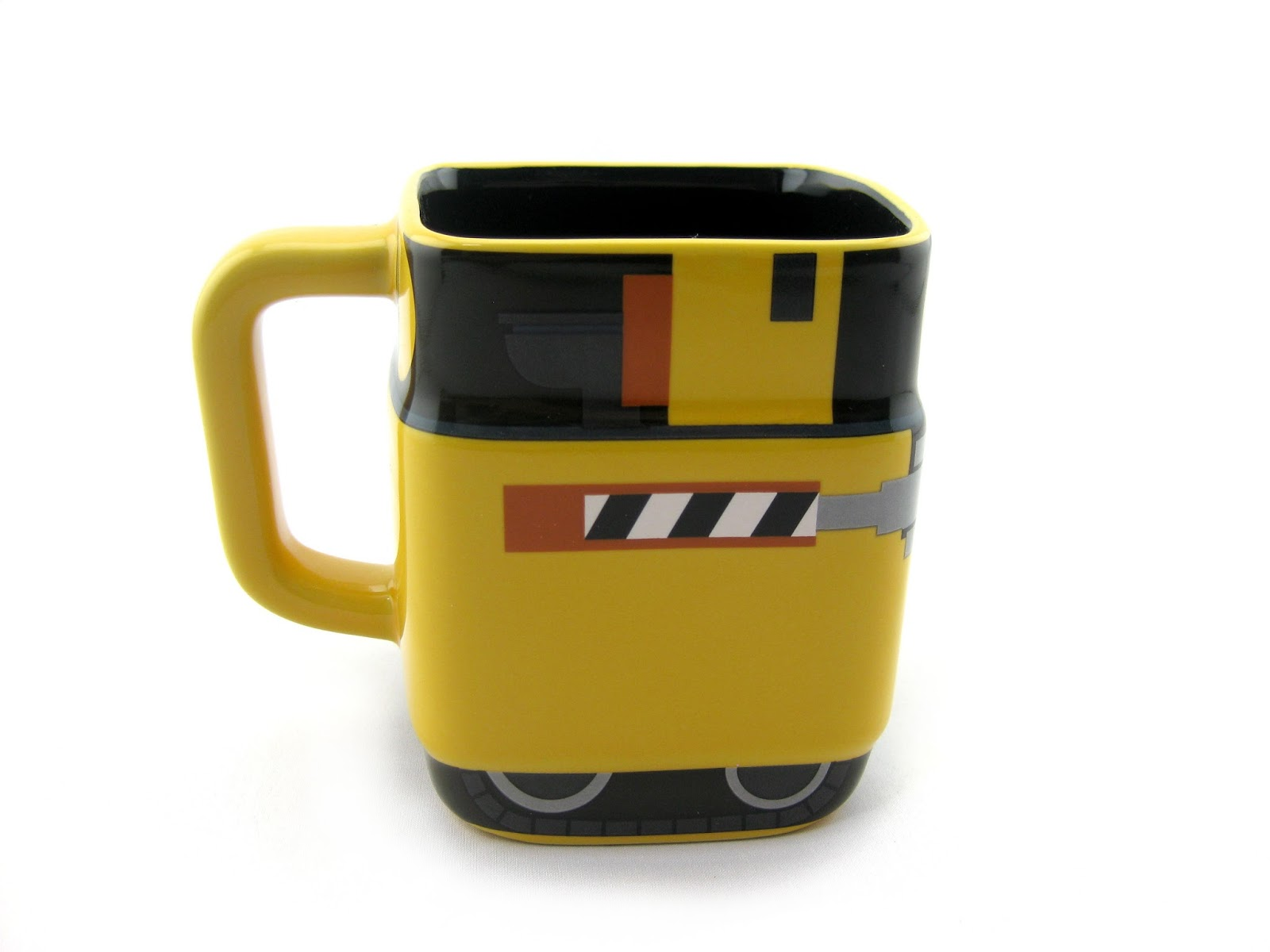 Dan the Pixar Fan: Wall·E: Disney Store 3D Character Wall·E Mug