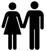 Diferencias entre hombres y mujeres: Preferencia temporal (px man and woman icon svg)