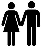 Diferencias entre hombres y mujeres: Preferencia temporal (px man and woman icon svg)