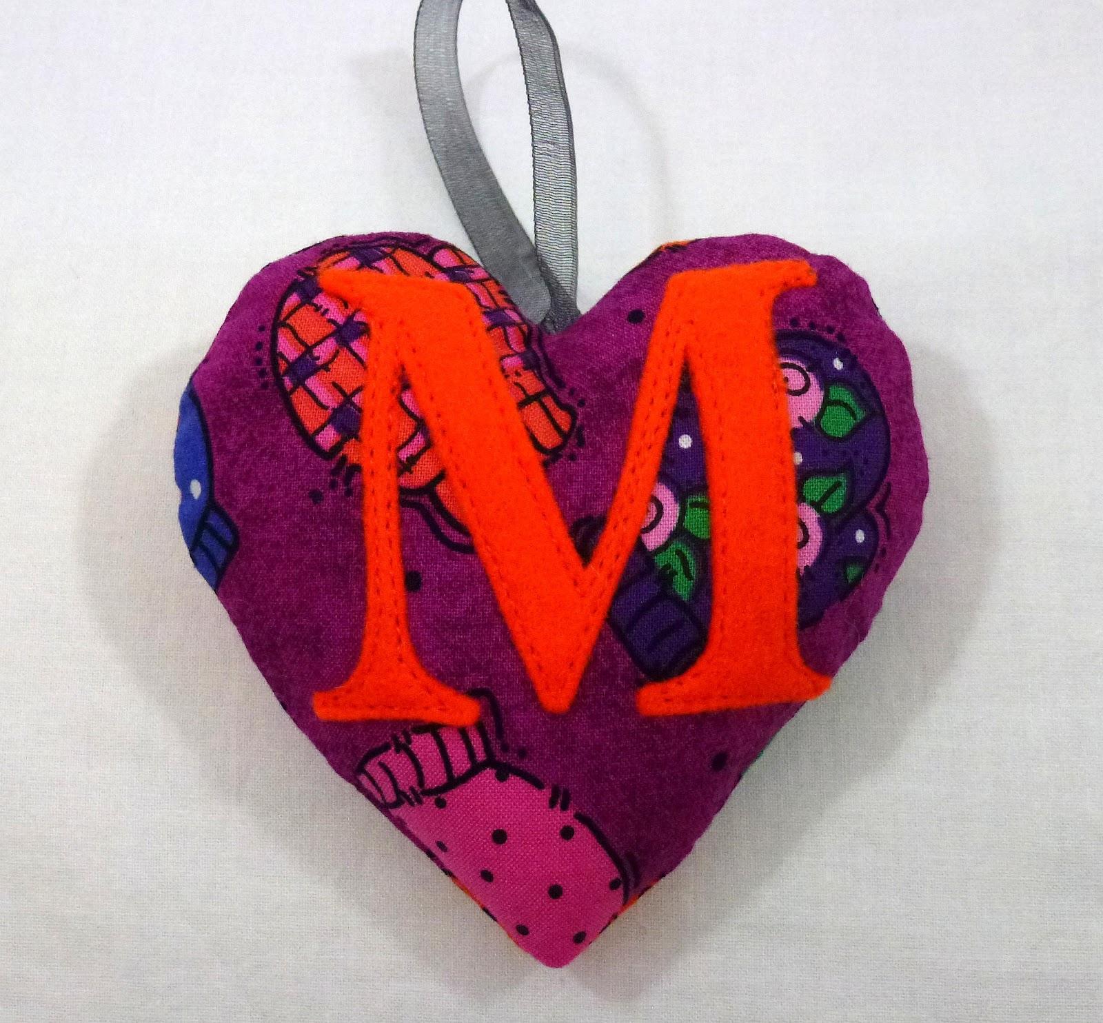 365 Sewn Hearts April 2012