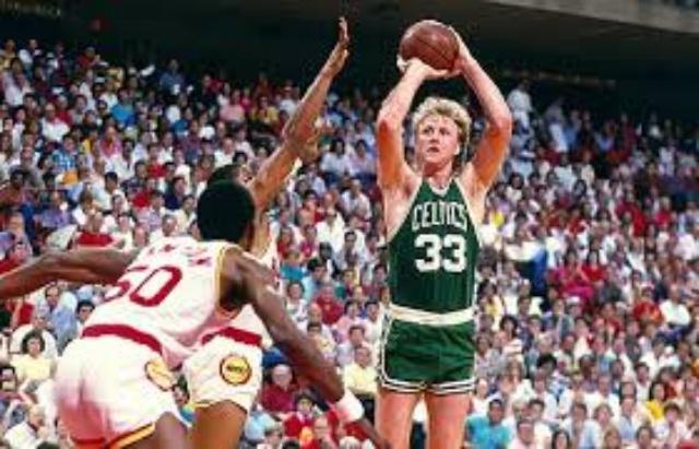 Pemain Basket Terbaik Larry Bird