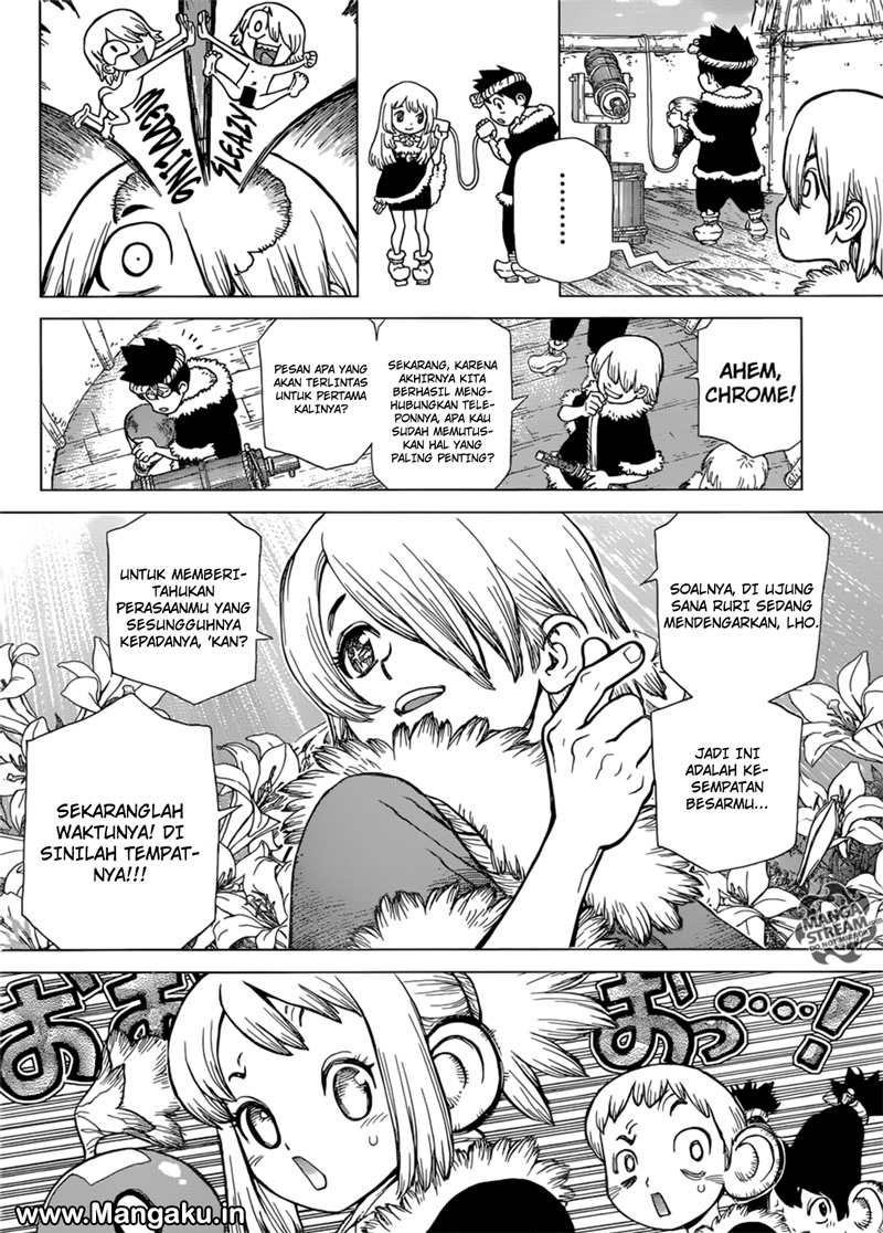 Dr. Stone Chapter 59-7