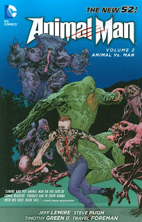 Animal Man Vol. 2: Animal Vs. Man