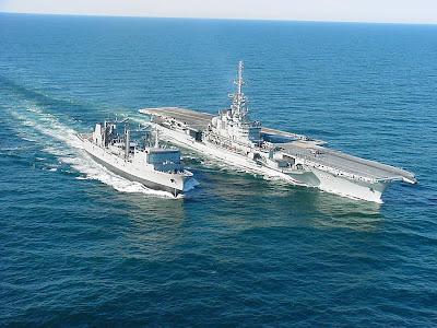 """Cabo Verde: Exercício militar """"Saharan Express 2012"""" fiscaliza águas da região"""