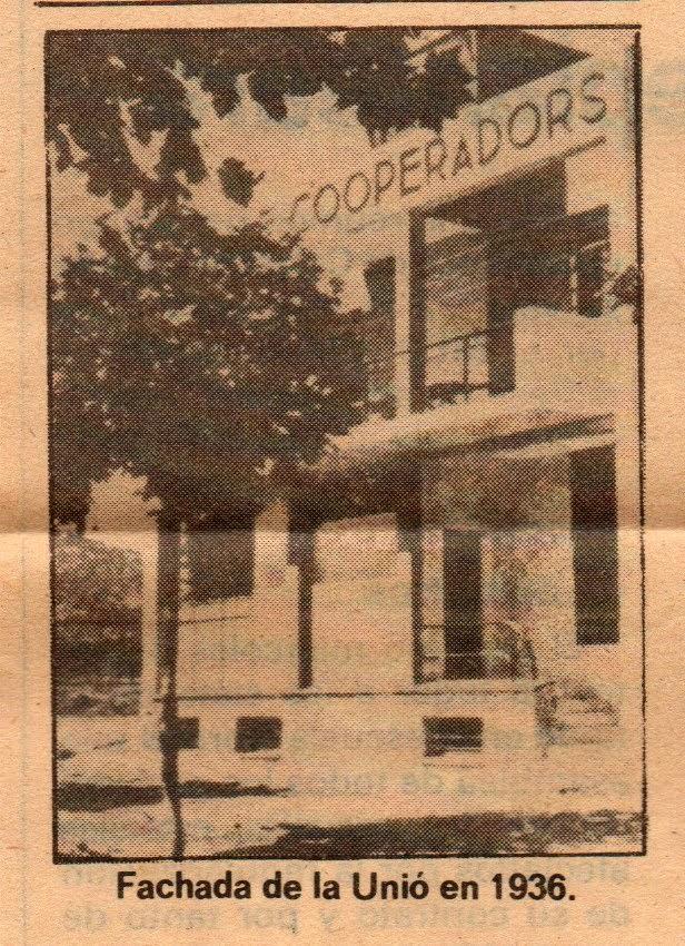 Unió de Cooperadors de Gavà