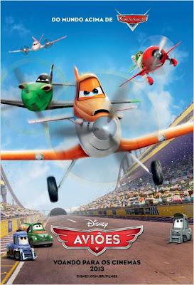 Filme Poster Aviões TS XviD & RMVB Dublado
