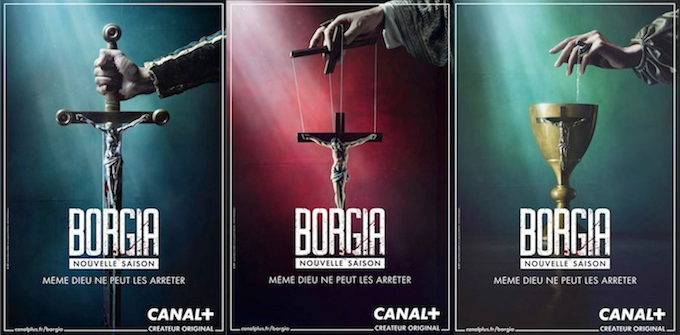 Canal+ - Tom Fontana is developing a new series + all the other Canal+ projects in development