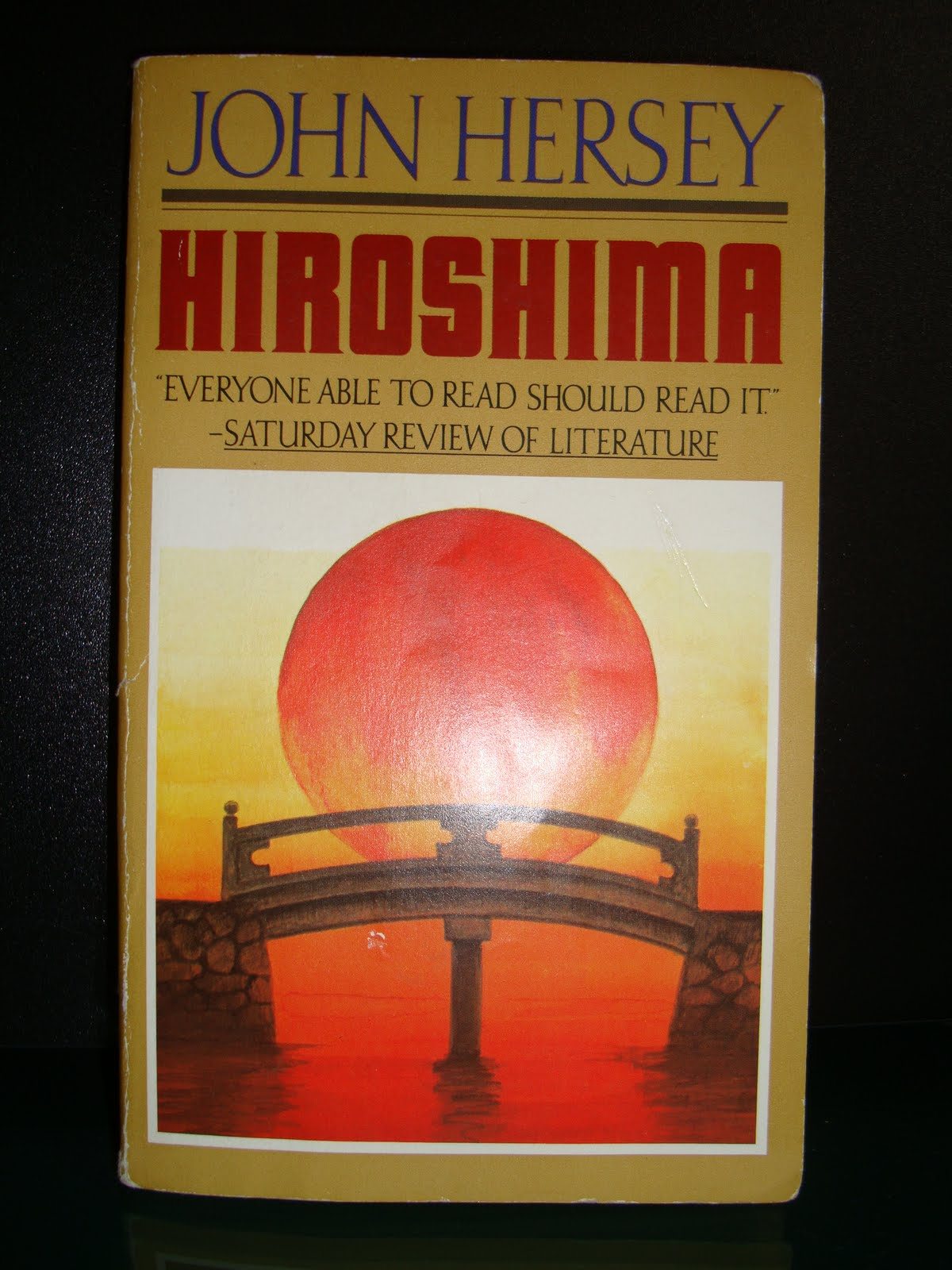 an analysis of the characters of hiroshima by john hersey