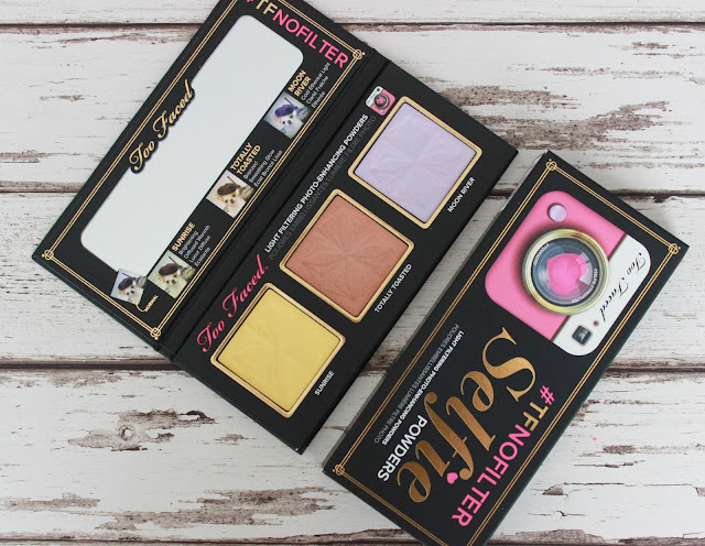 Too Faced Selfie Powders palette