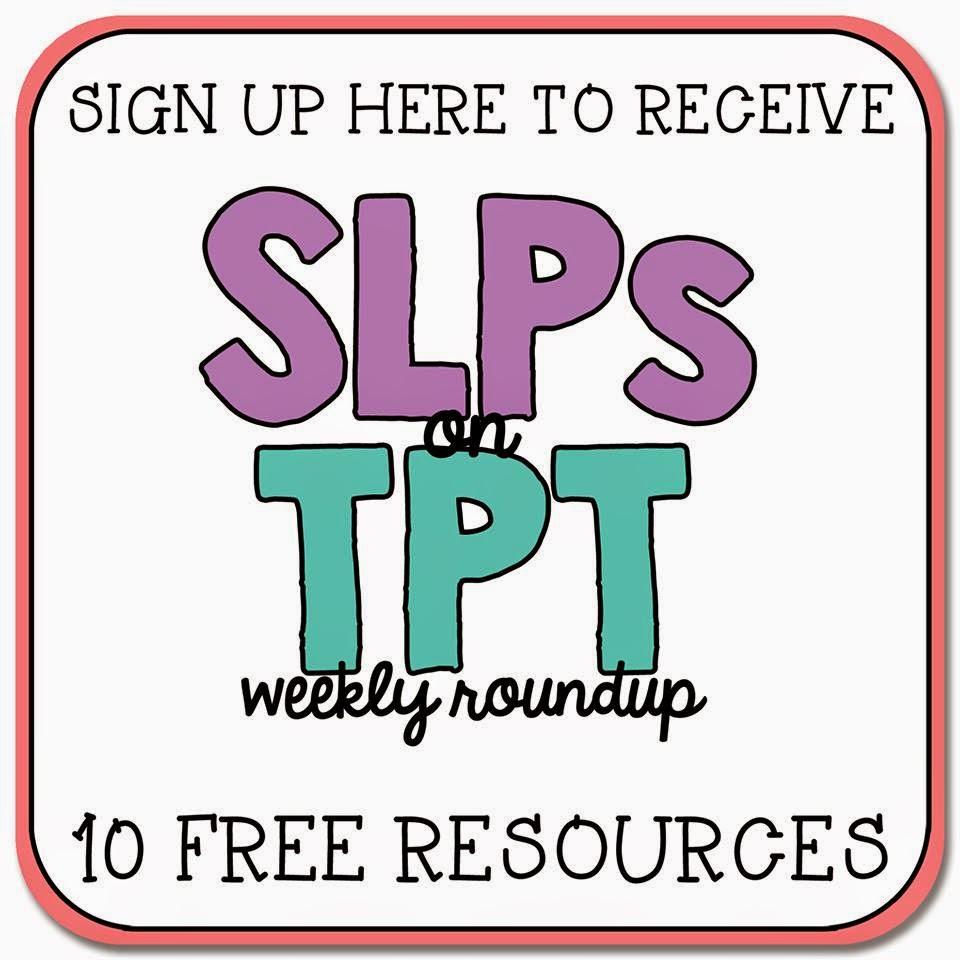 I'm An SLP on TpT!