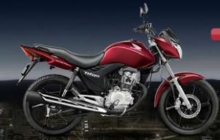 Foto Honda Cg 150Titan 2013