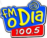quero ouvir a Rádio FM O DIA FM 100,5 ao vivo e online Rio de Janeiro RJ