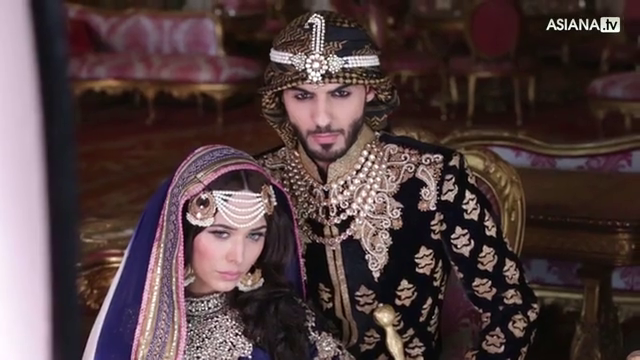 Ayyan and Omar Borkan Al Gala for Asiana Magazine Cover (Video)