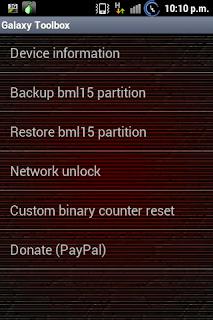 Liberar celulares Galaxy gratis con Galaxy Unlock