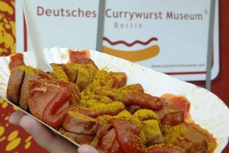 Een reis rond de keuken duitsland en haar currywurst