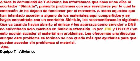 T - Aliviano