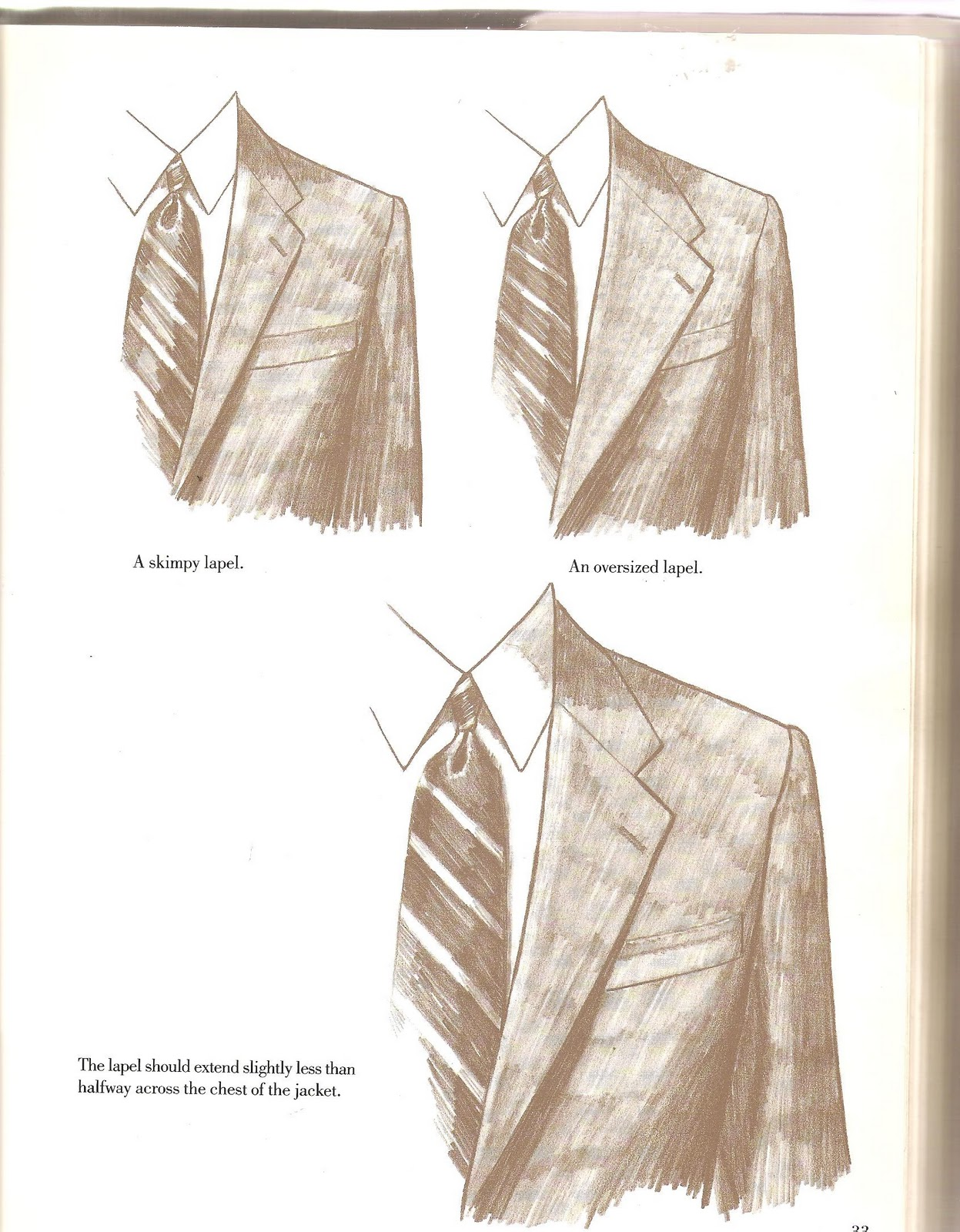 How to choose what necktie width best suits you ...