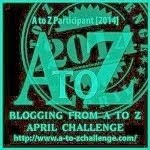 26 alphabets 26 posts in April