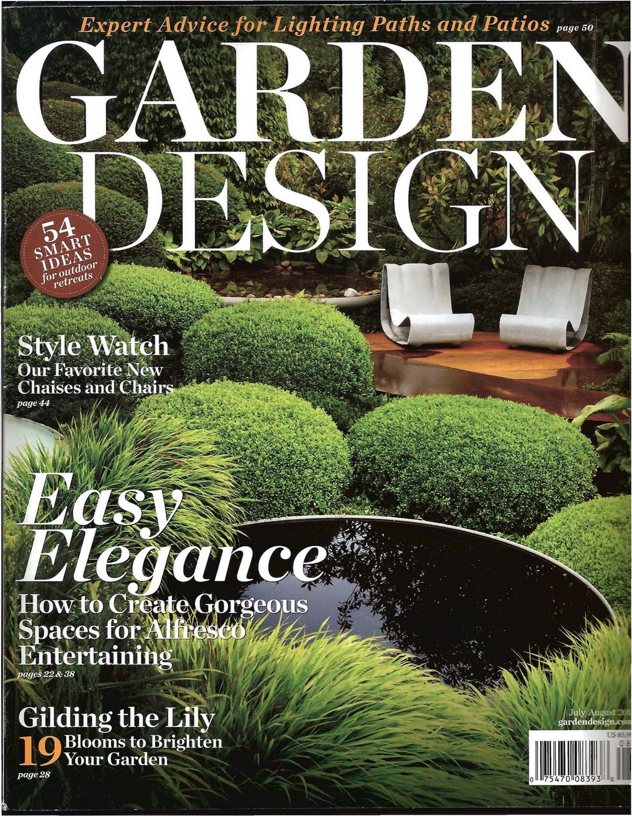 Francine Gardner Art De Vivre Interieurs As Featured In Garden