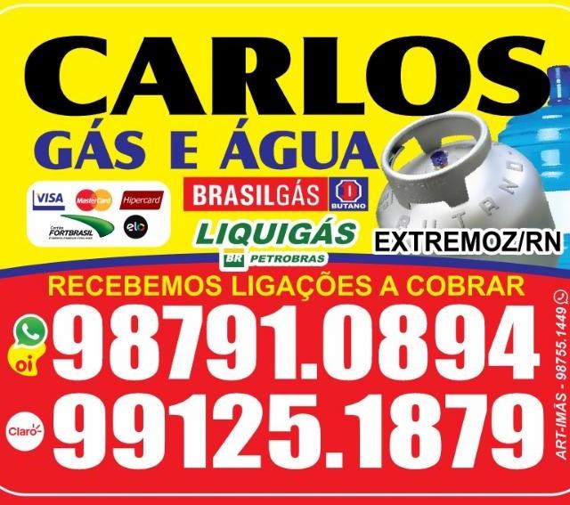 CARLOS ÁGUA E GÁS EM EXTREMOZ