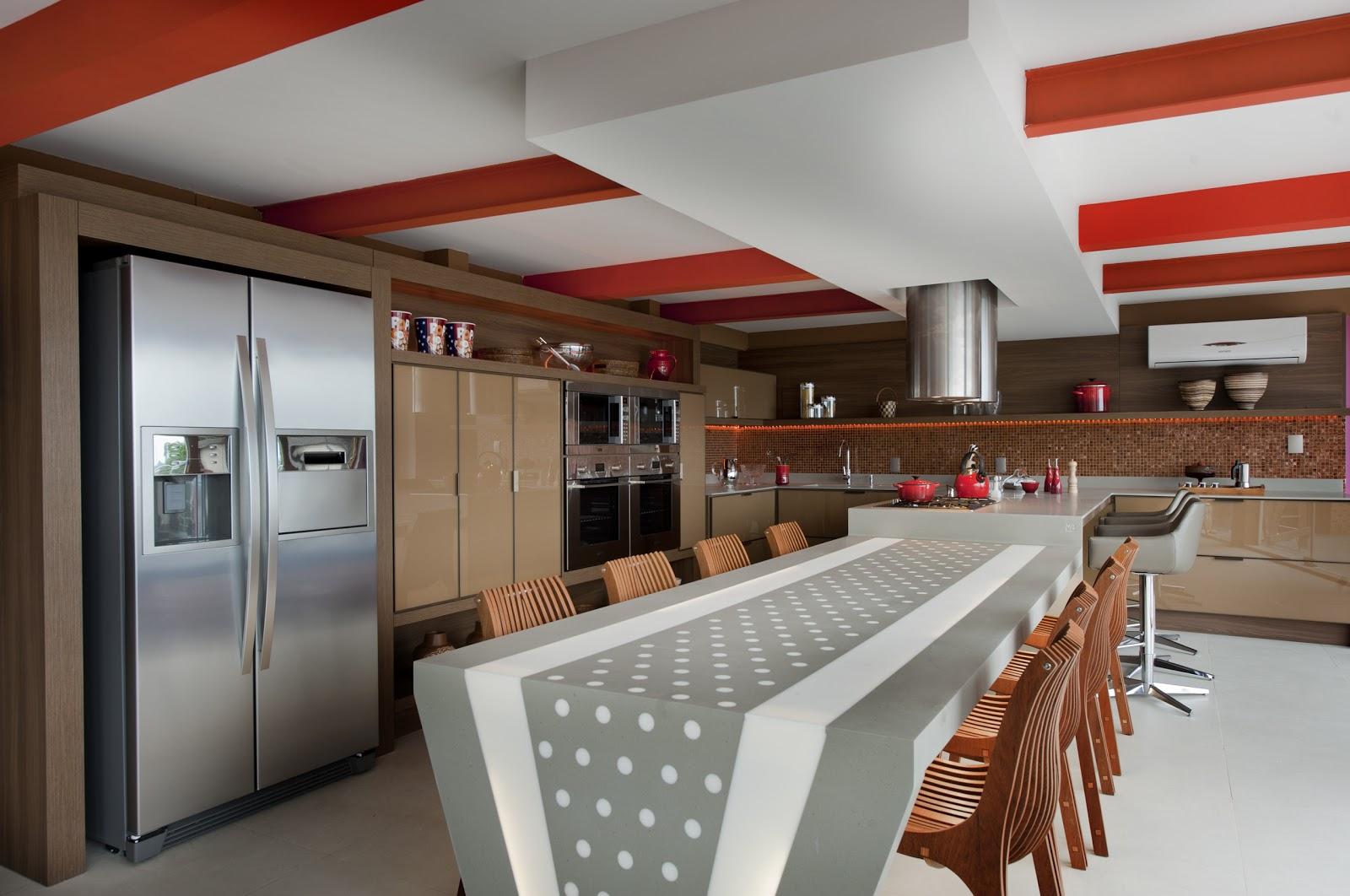 Blog da Casa.com: 1 2 3 4 5 6 casas decoradas para você! #AC2D1F 1600 1062