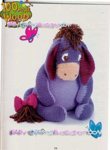 Eeyore Baby Crafts