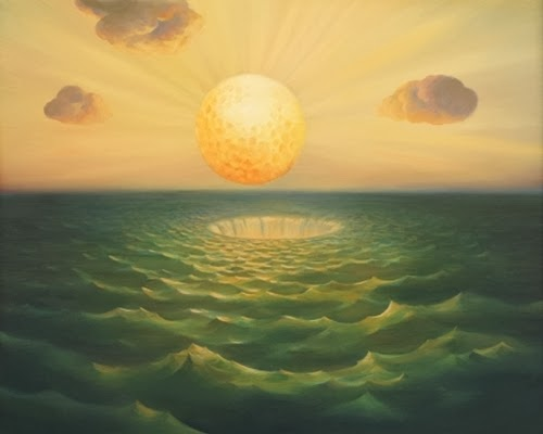 06-Where-the-Sun-goes-Vladimir-Kush-Surreal-Lands-Paintings-www-designstack-co