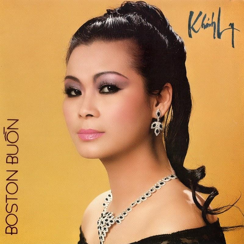 Khánh Ly CD - Boston Buồn (NRG)