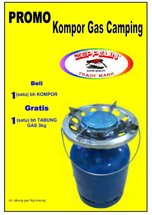 Kompor Gas Camping