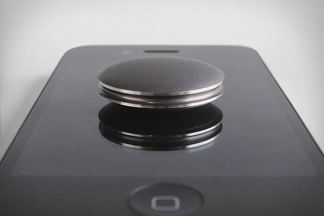 Misfit Shine Elegant Wearable Tracker on iPhone