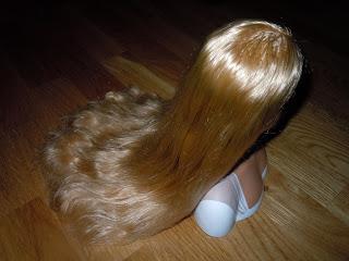 Как Помыть У Старой Куклы Спутанные Волосы