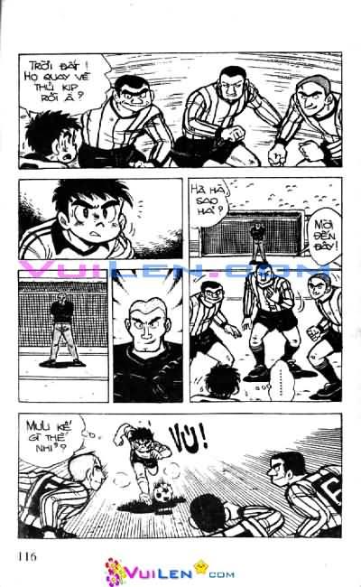 Jindodinho - Đường Dẫn Đến Khung Thành III  Tập 9 page 116 Congtruyen24h
