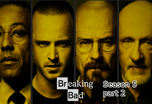 Breaking Bad - Complete Season 5 - Part 2
