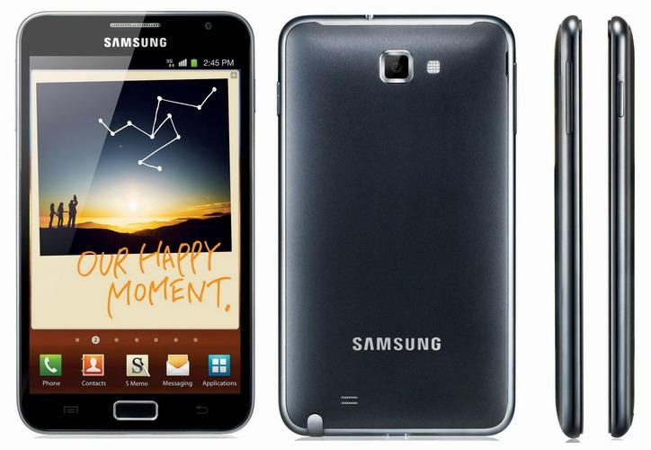 Samsung Galaxy Note GT N7000