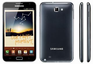 Harga Samsung Galaxy Note GT N7000