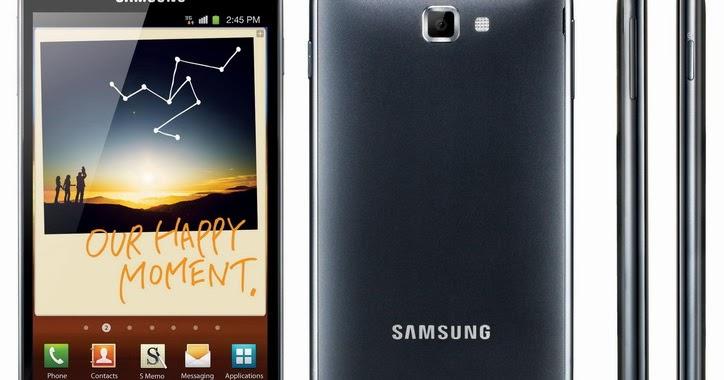 Harga Samsung Galaxy Note GT-N7000 Spesifikasi dan Review