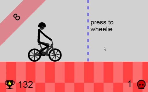Wheelie bike y8