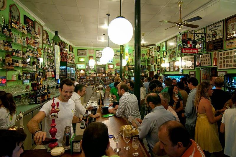 De tapas por Sevilla