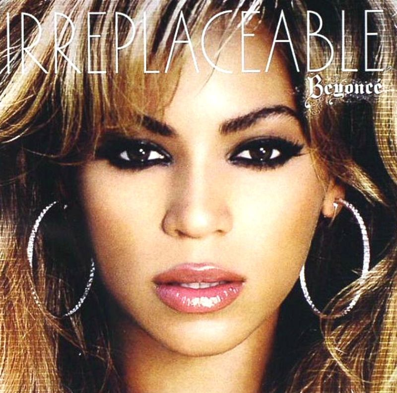 Beyonce Eyes Turn Black Beyonce   Irreplaceable   lyrics