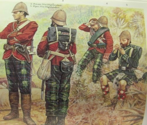 91st (Princess Louise's Argyllshire) Highlanders Regiment of Foot picture 2