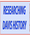 Researching Davis History Website