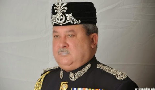 Sultan Johor GST perkhidmatan k jaan tak masuk akal dan membebankan rakyat