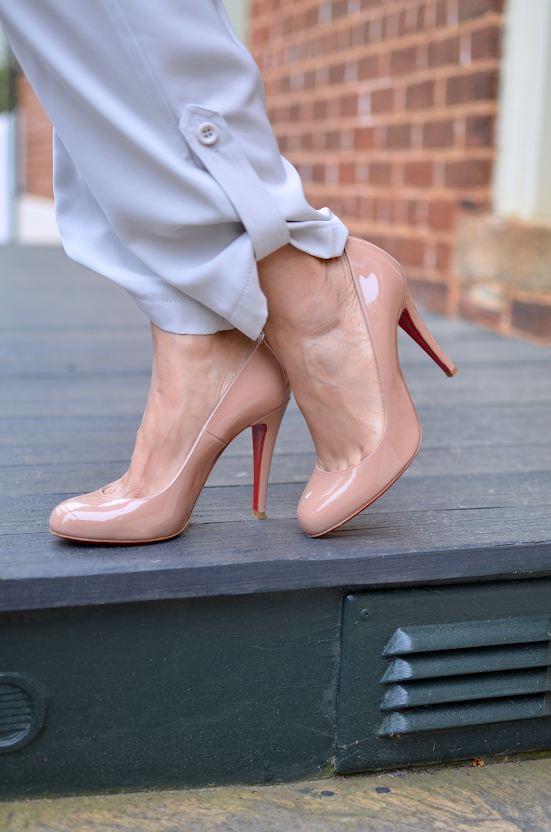 Christian Louboutin Ron Ron Pumps