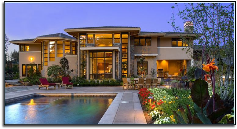 Luxury homes luxury home for Best house design usa