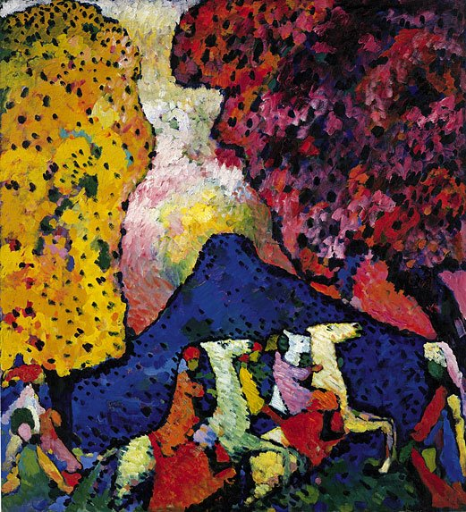 L'Arte e pensiero  Aforismi e citazioni di  Kandinsky
