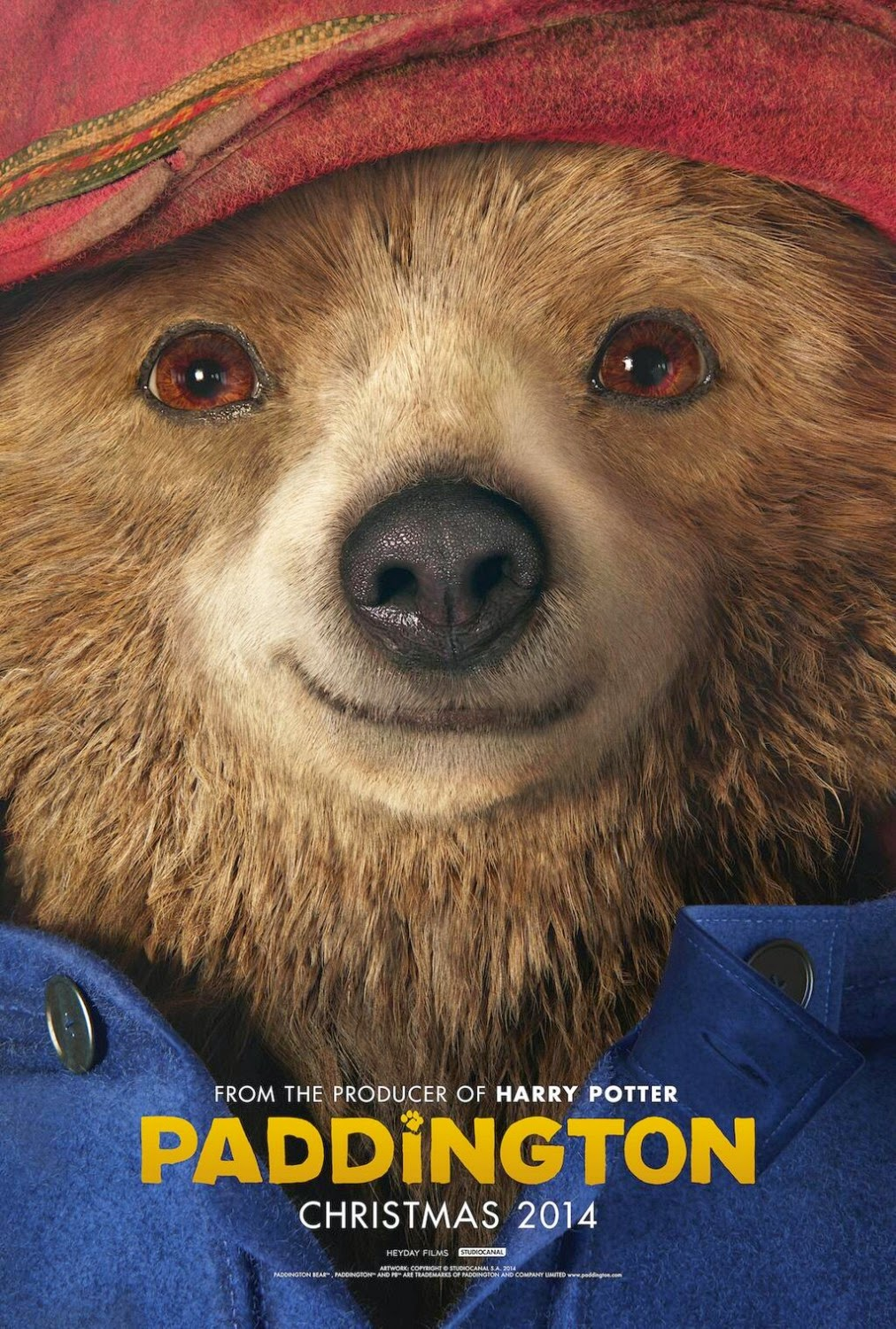 Download - As Aventuras de Paddington (2014)