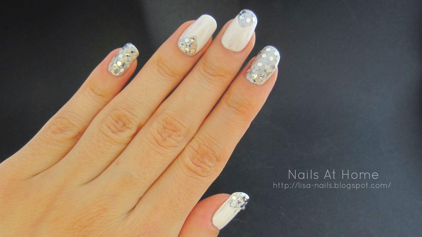 Celeb Nails | 2NE1's Falling In Love - Nails At Home Dara Falling In Love Nails