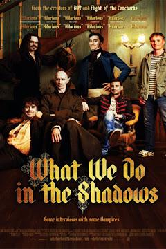 Lo que hacemos en las sombras